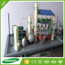 Used Engine Oil To Diesel/Base Oil Purification Equipment