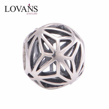 Cheap Individuality Silver Beads Charms Fits European Bracelet Jewelry T149