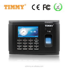 TIMMY large capacity fingerprint access control and attendance device small and medium enterprises (T-80)