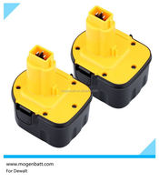 High quality rechargeable battery Power tool battery For Dewalt 3ah 12v for DE9037 DE9074 DE9075