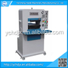 Hydraulic leather cutting press machine