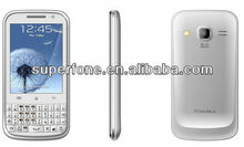 mobile phone with tv 3.2inch QVGA screen cheap TV qwerty mobile phone quadband GT-B5530