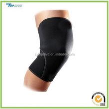 Reversible neoprene knee support sleeve