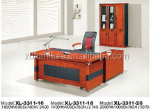 ISO9001 Certification wooden office desk cheap tables (XL-3311-20)