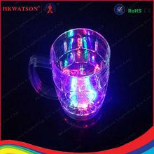 glass christmas ball with led light led glass
