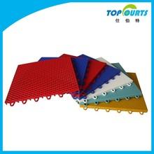 Factory price durable outdoor futsal court flooring