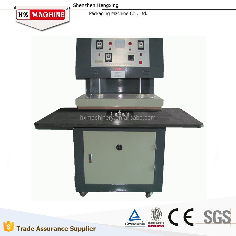 small blister packaging machine