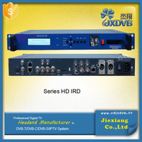 dvb-t2 mpeg4 h.264 hd receiver hd ird digital headend