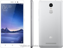 Original Xiaomi Redmi Note 3 3GB RAM 32GB ROM MTK Helio X10 Octa Core 4000mAh Fingerprint ID Metal Body Android 5.1 Mobile Phone