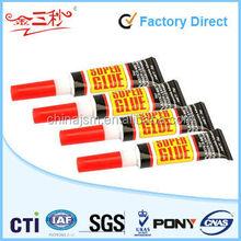 All Purpose for plastic/rubber/glass/metal/wood super glue
