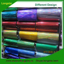 Aluminum Metallized Polyester Glitter Film