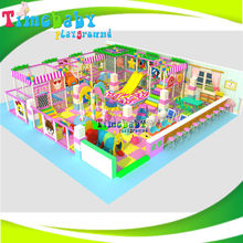 Ship and castle theme playground,indoor play ground equipment,plastic product