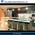 التصاميم الحديثة مطعم المطبخ شريط عداد شريط حديثة مضادة أحدث التصاميم