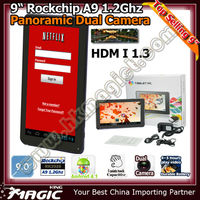 """7"""" rockchip rk2928 a9 tablet pc 1.2ghz android 4.1 tablet paypal"""