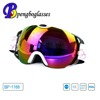 Factory wholesale UV400 anti fog snowboarding ski goggles