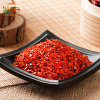 chinese high quality red hot chilli powder chilli crushed for Sichuan Preserved Vegetable