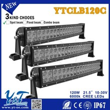 Outdoor Lamps 12V auto LED offoad Sraight Light bar 120W