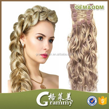2015 Hot Sale Factory wholesale price clip in hair extensions for children