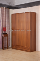 solid wood furniture bedroom furniture three doors wardrobe bed room furniture
