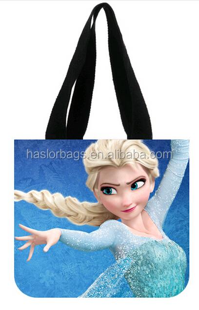 Frozen impression toile fourre - tout sacs pour Gril