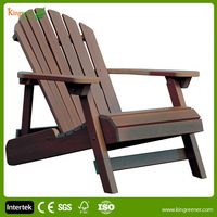 Kingreen Best Fit for Cheap Construction Materials WPC Chairs Bench Slate