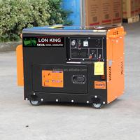 Hotsale 5kw Power generating machine diesel