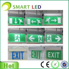 exit signs Australia SE-0301 SAA CE ROHS 3 years warranty emergency exit sign