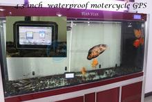 "Manufacturer touch screen motorcycle gps navigaton 4.3"" gps"