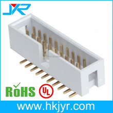 pitch 2.54mm surface mount electrical SMT box header in connectors made in China