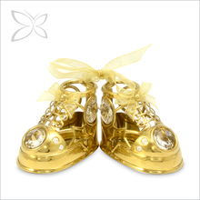 Customer-made Magnificent Gold Plated Metal Souvenir Baby
