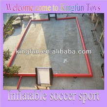 2014 outdoor inflatable football/soccer field