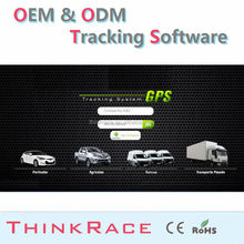 Google software platform More Than 20 Language Versions/mobile phone tracking software/tracking system by Thinkrace