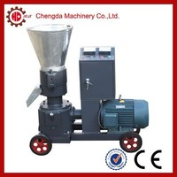 New condition 7.5kw KL200B poultry feed pellet making machine/small poultry feed mill/cattle feed pellet machine