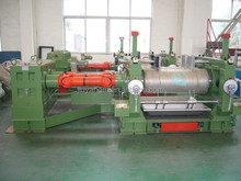 Two Roll Rubber Open Mixing Mill