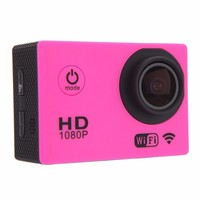 Full HD 1080P Sports Wifi SJ7000 Action Cameras DV With Remote Control Diving Waterproof 30m outdoor Helmet Cam