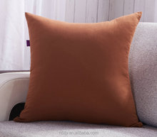 Home decoration office chair cushion by linen
