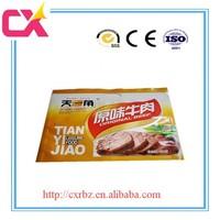 Custom design nylon vacuum bag for food packaging