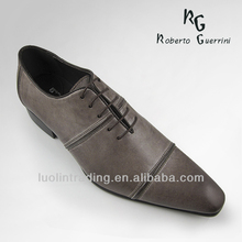 Free Sample Fashion Genuine Leather Shoes