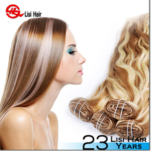 2015 Alibaba Express Brand Name Wholesale Remy Cheap Thick End natural wavy human hair clip in hair extensions