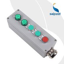 SAIP Outdoor IP65 Waterproof Customize aluminum electric switch box Aluminum Die Cast Junction Box