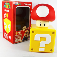 Super Mario Toad Soud Coin Bank Money Box New in Box