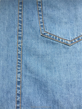 cotton dneim fabric made in china for denim fabric to global