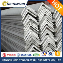 Hot Sale Stainless Steel 304 Angle Bar Price per kg