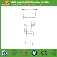2015 hot sale garden use 4 rings tomato support cages
