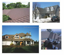 Most popular new coming rusty flat roof tiles material prices