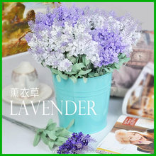 Fashion new products artificial lavender ball decoration