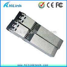 10Gbps 1310nm Single Mode Dual LC 2km SFP+ Transceiver Module with DDMI