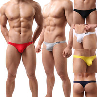 Comfortable Modal Mens Underwear Boxer Brief G-String and thongs