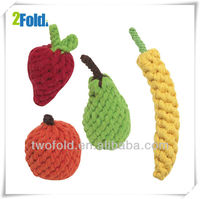 Apple Shaped Fruits Toy Cat Scratching Post