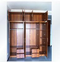 small wardrobe closet